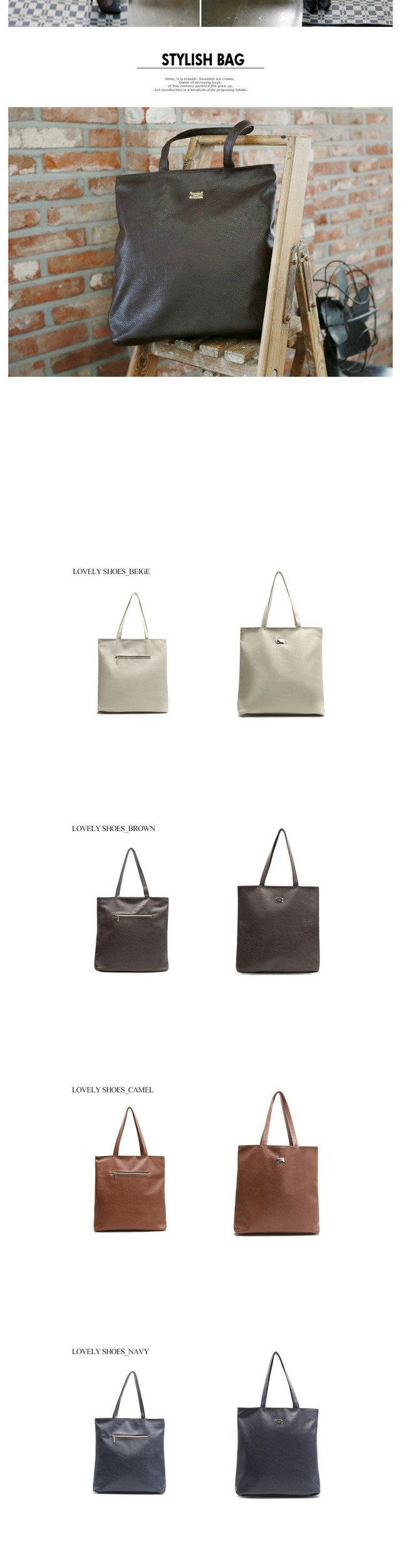Genie Shoulder Bag