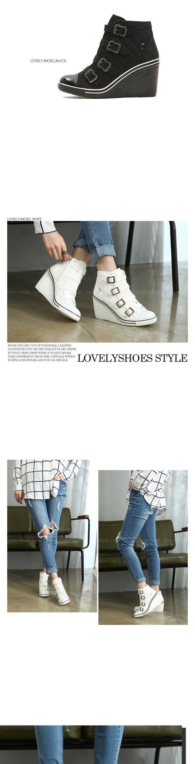 Bebu high-level sneakers 9cm