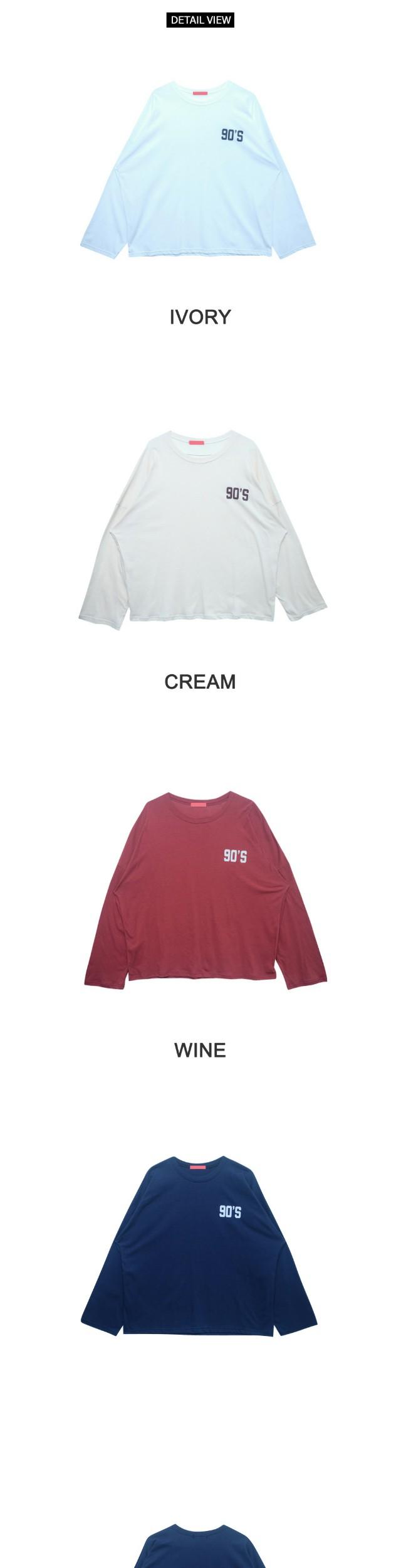 90s 티셔츠 (t3616)
