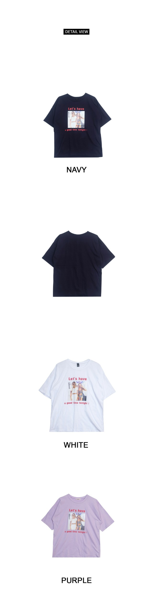 Good Time Short Sleeves