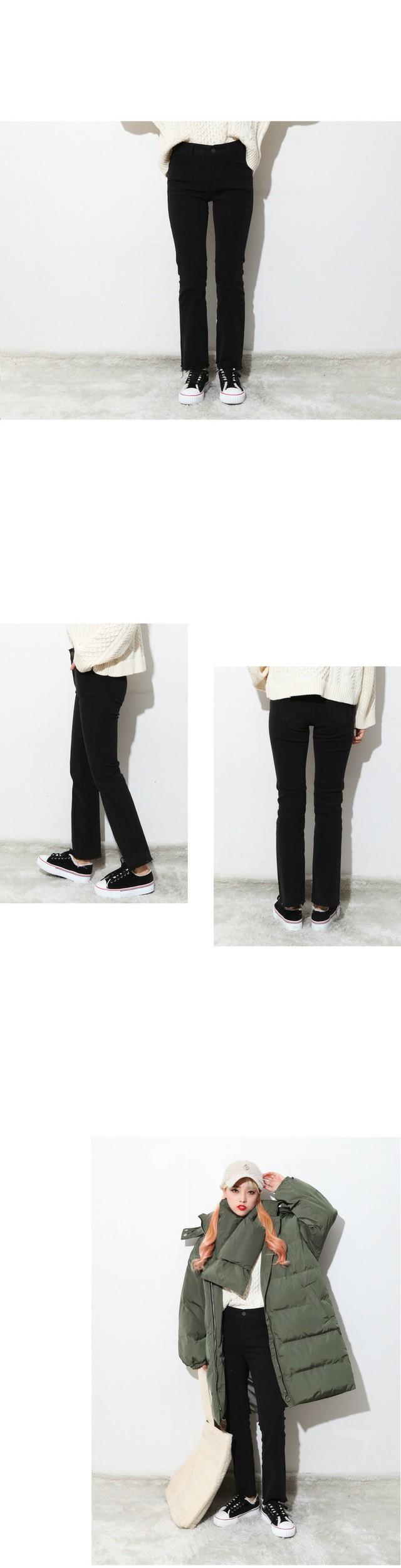 Long legs boot cut P