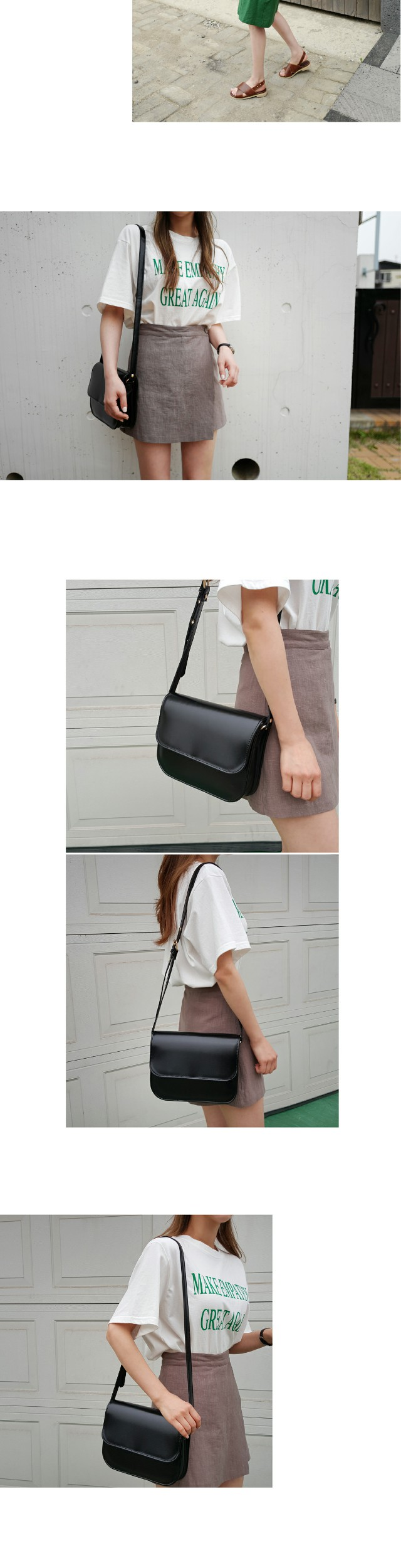 Modern Box Daily Bag