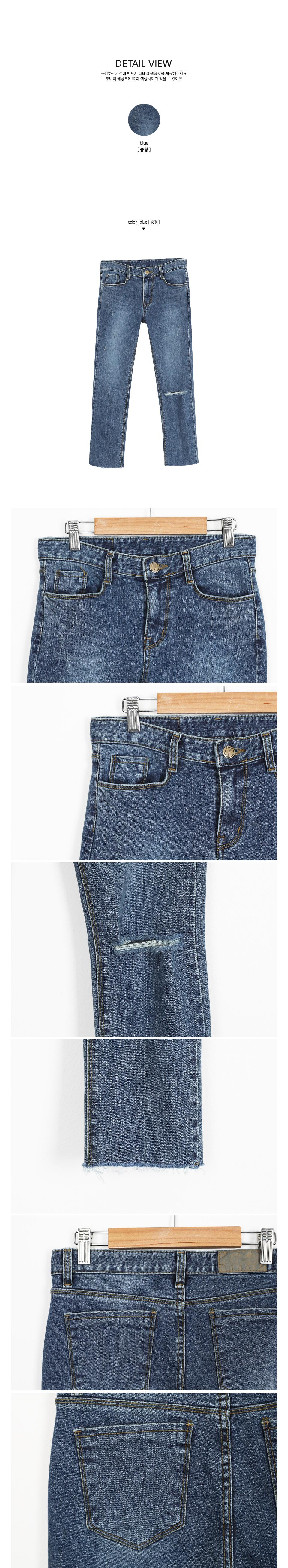 Dore slim date pants