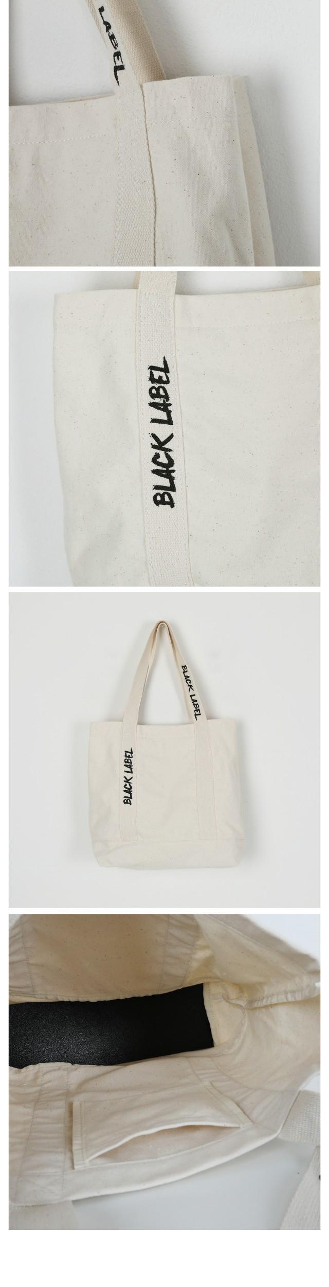Casual Label Eco Bag