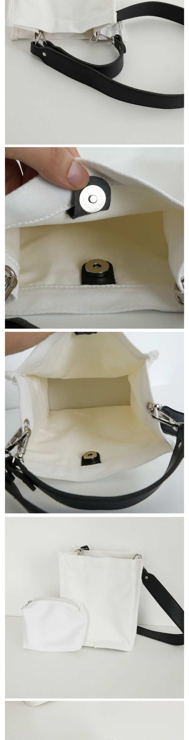 Moment Daily Canvas Bag