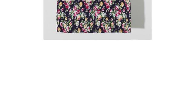 Ellie Flower Skirt