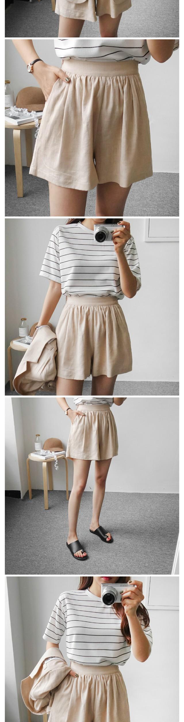 Love linen pants
