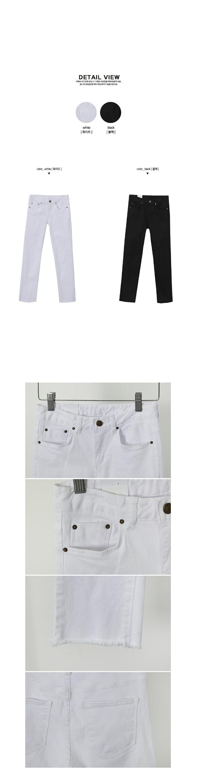 Mood basic date pants