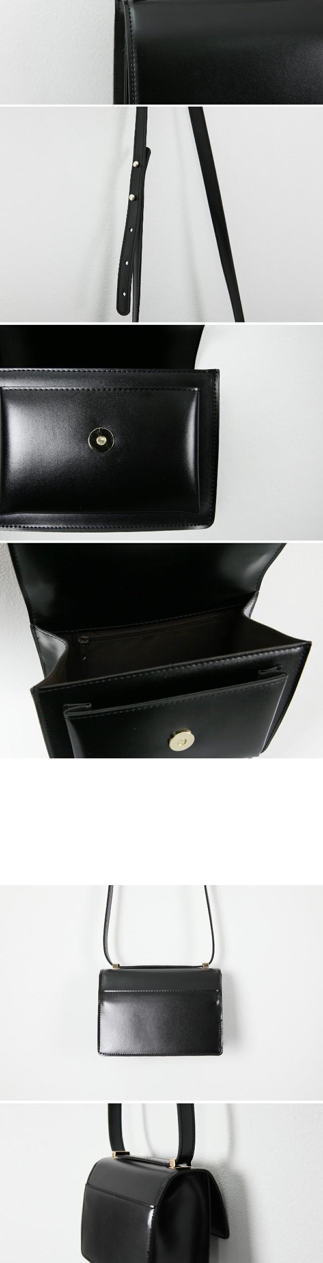 Classic square cross bag