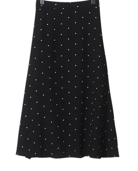Oyudot flare skirt