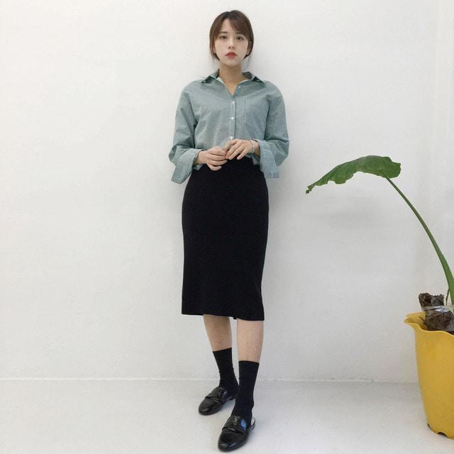 Simple Striped Shirt