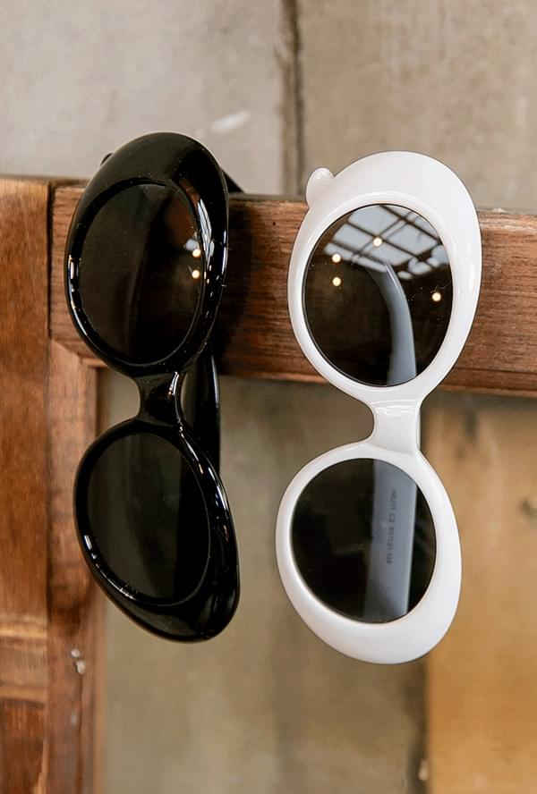 Retro Looking Sunglasses