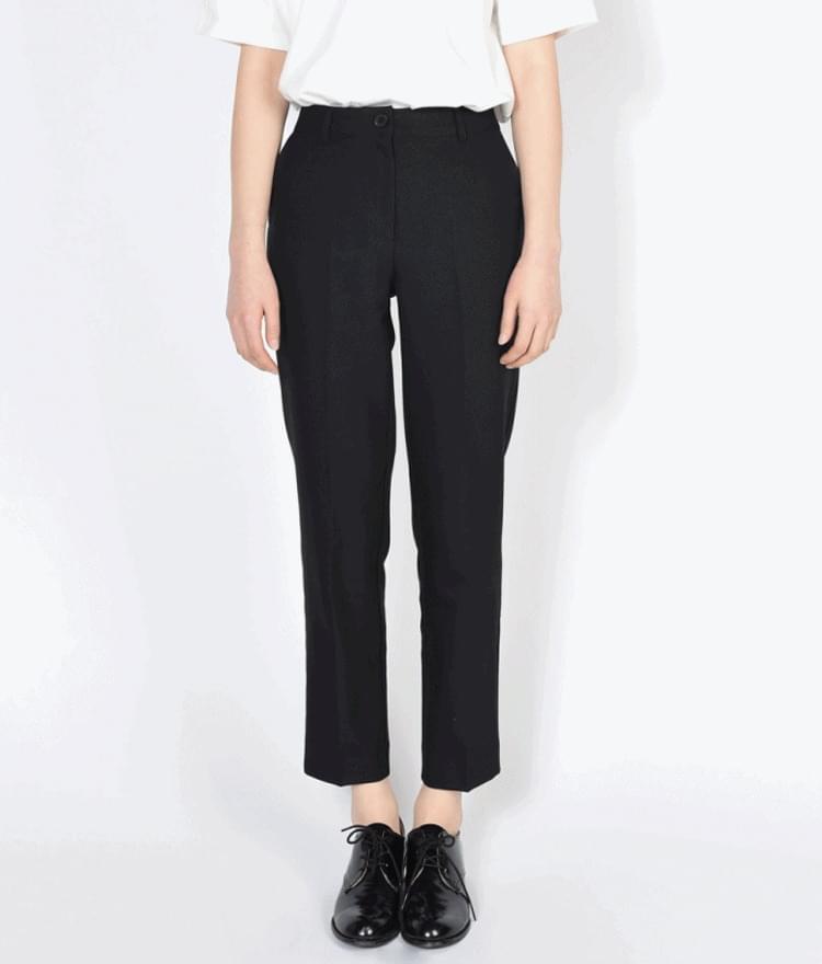 Basic Slim Slacks 長褲