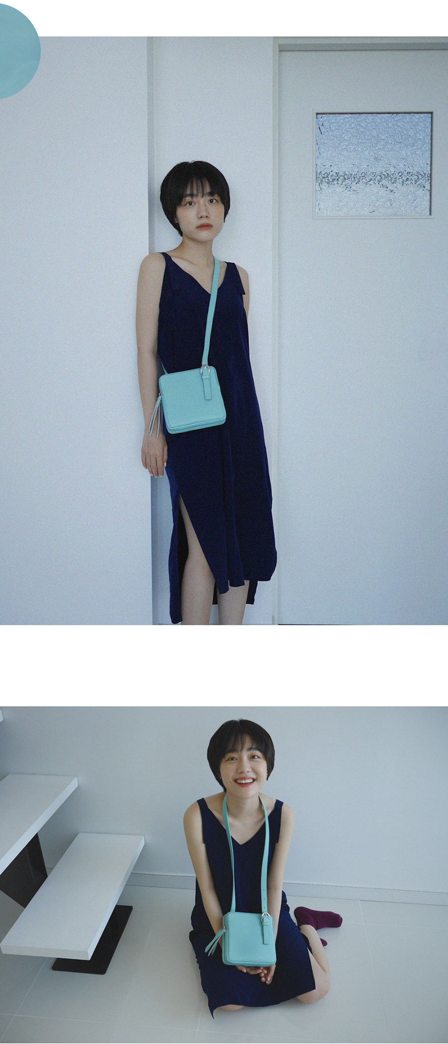 twin square bag_17 summer