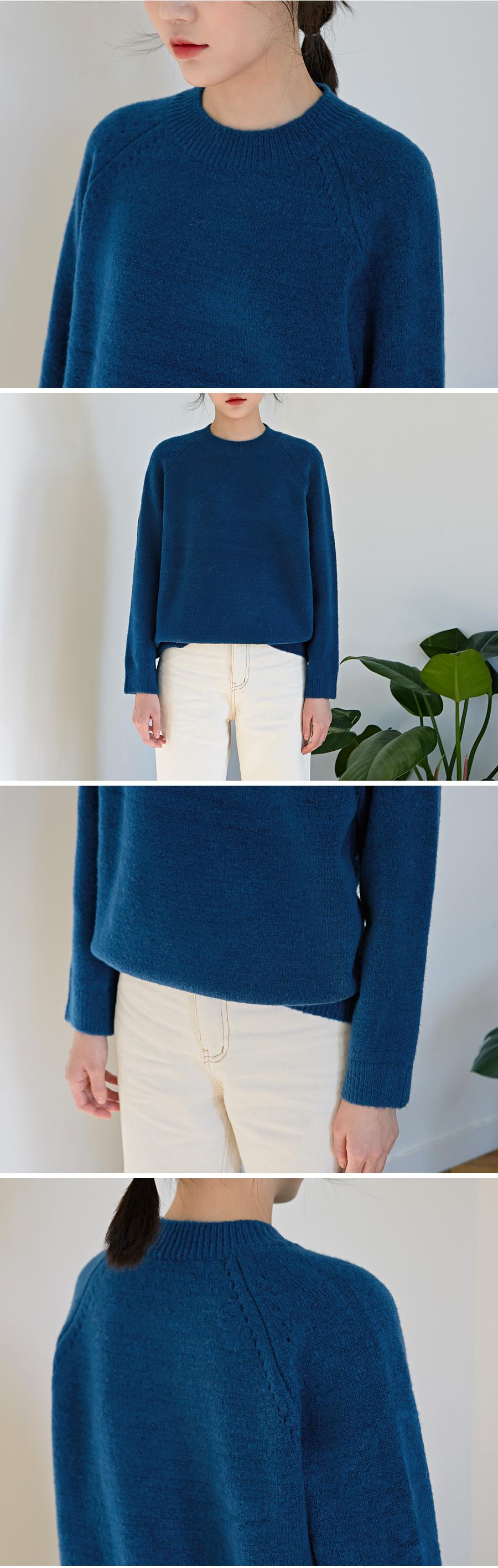 Saint basic knit_S (size : free)