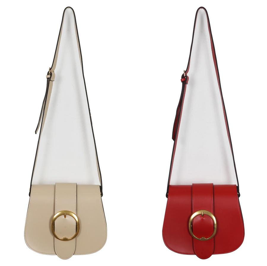 Large buckle belt bag_M (size : one)