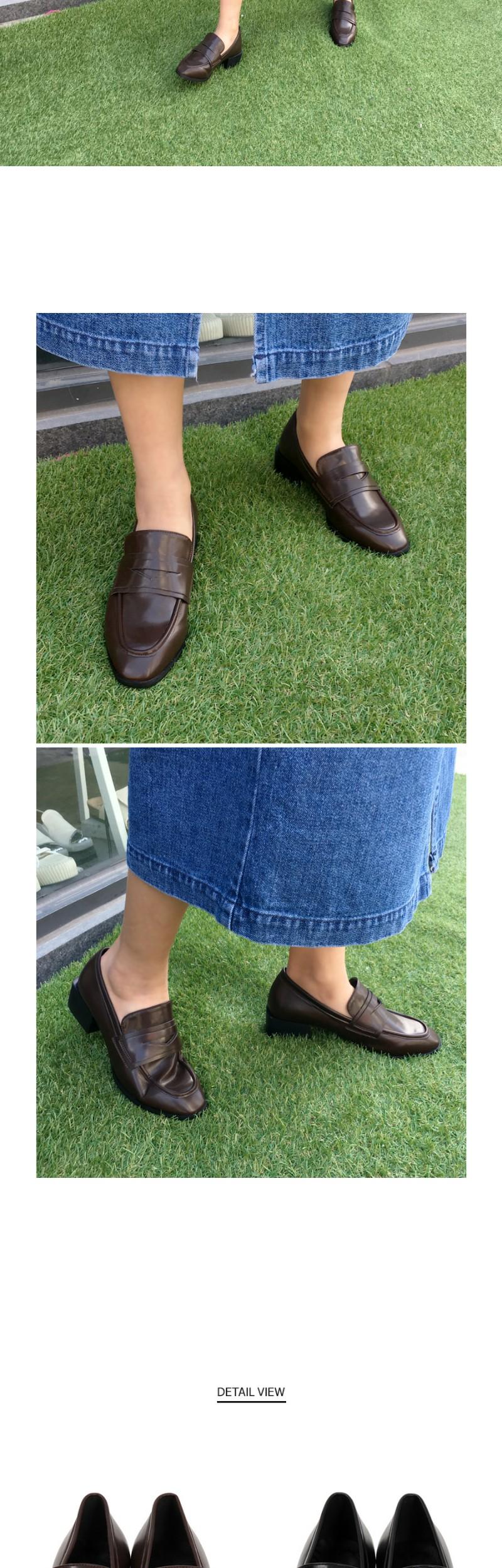 Clazzi penny loafer_K (size : 230,235,240,245,250)