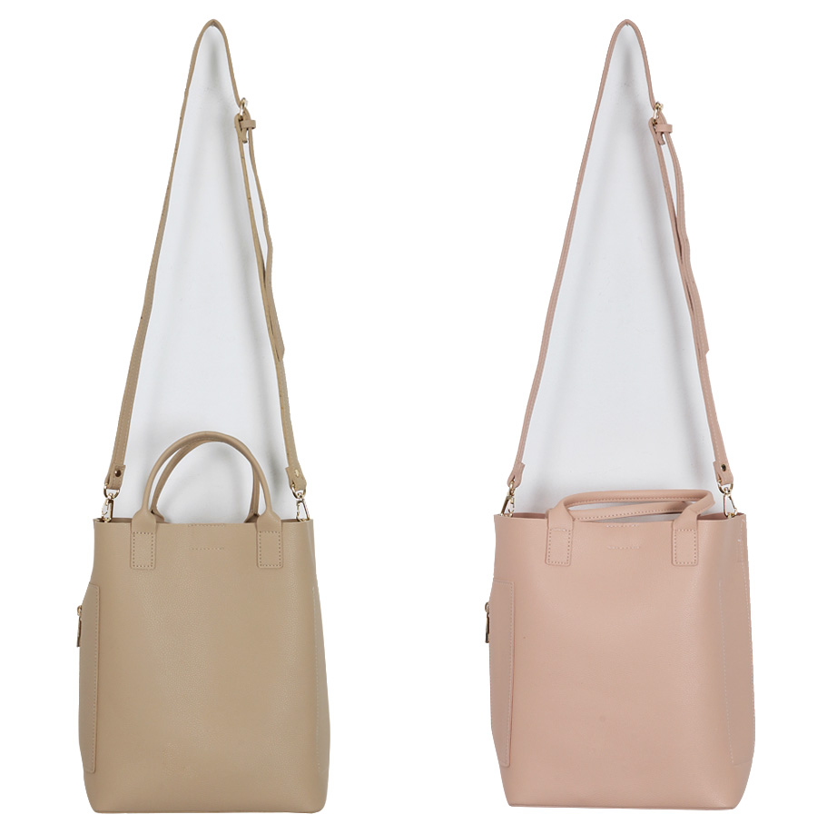 Soft daily middle bag_M (size : one)