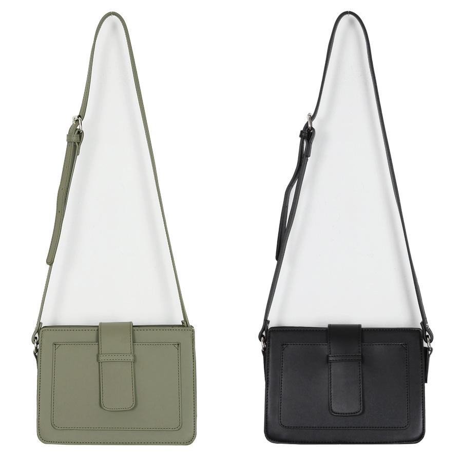 Cube belt cross bag_M (size : one)