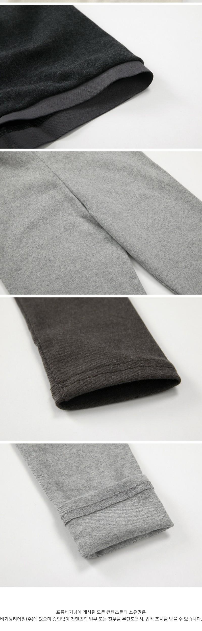 Basic tension leggings_S (size : one)