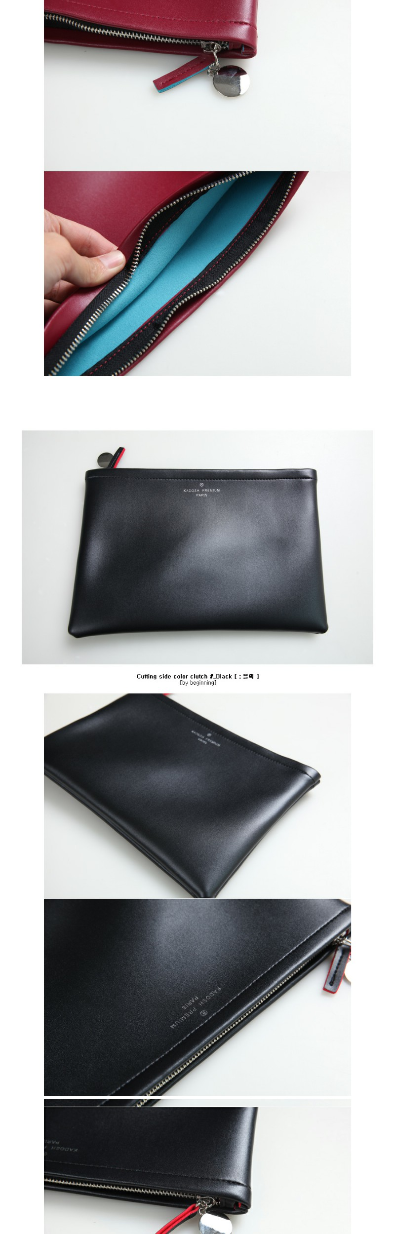 Cutting side color clutch (size : one)