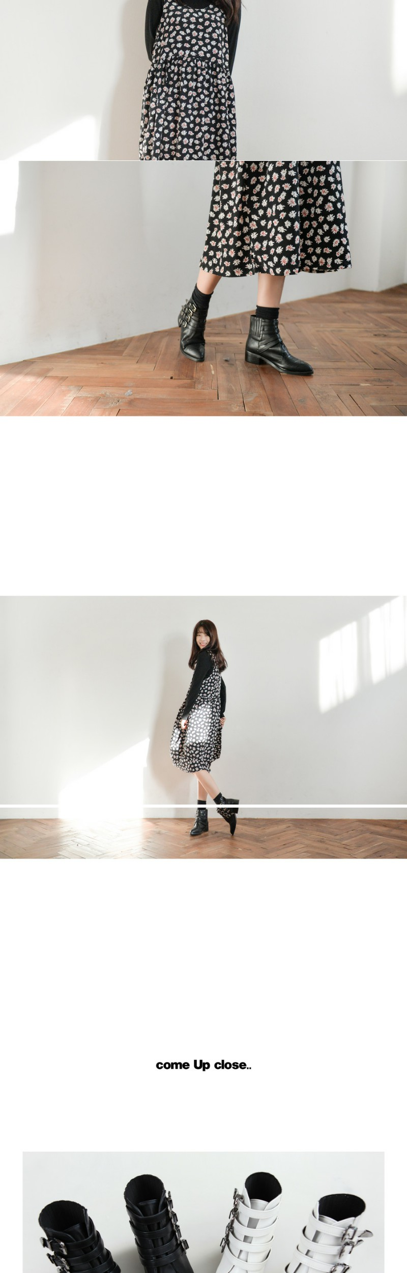 Rock chic buckle boots_JESW