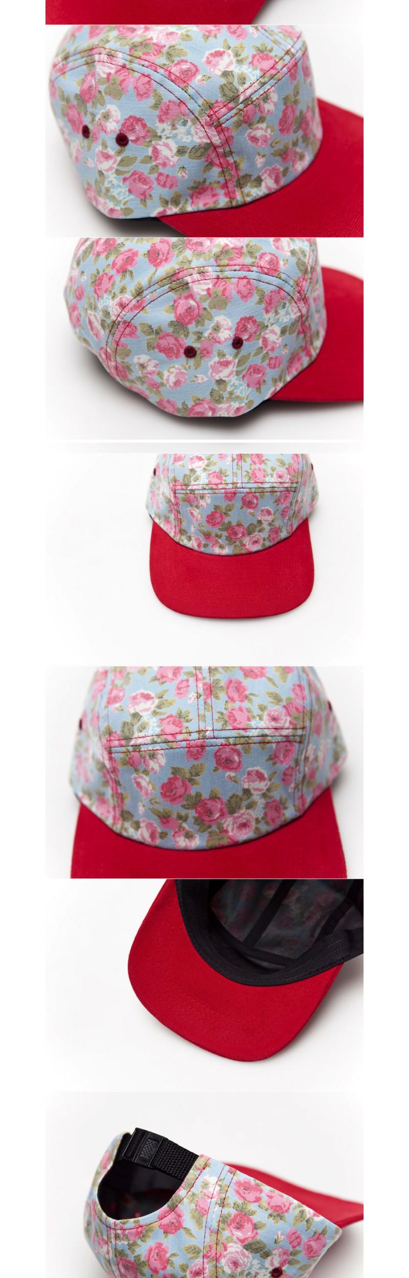 FLOWER color_block cap