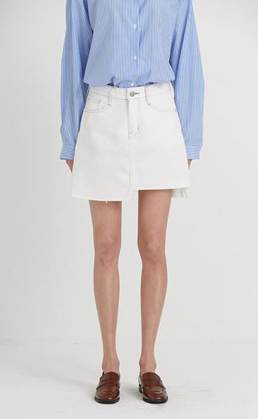 floor mini skirt (2colors)