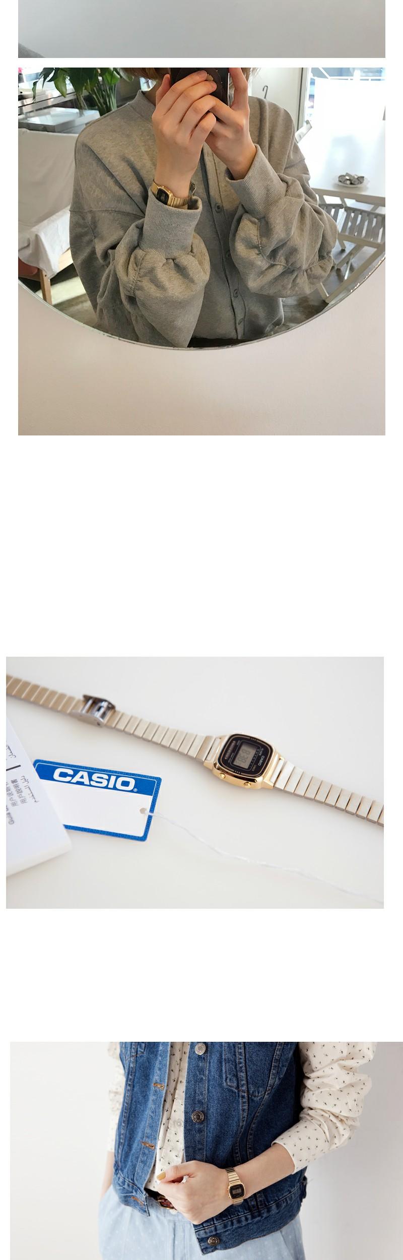 CASIO LA670WGA-1DF