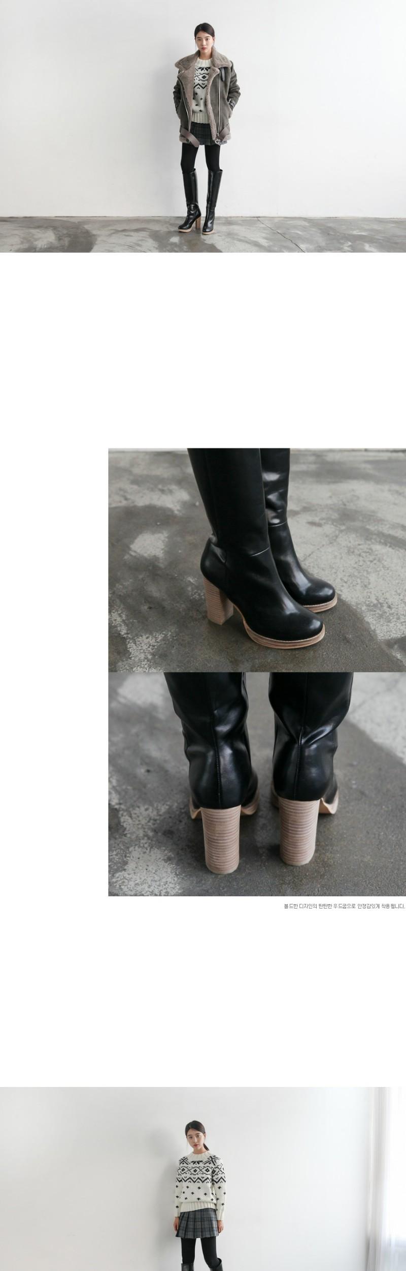 Woody long boots_HJEJ