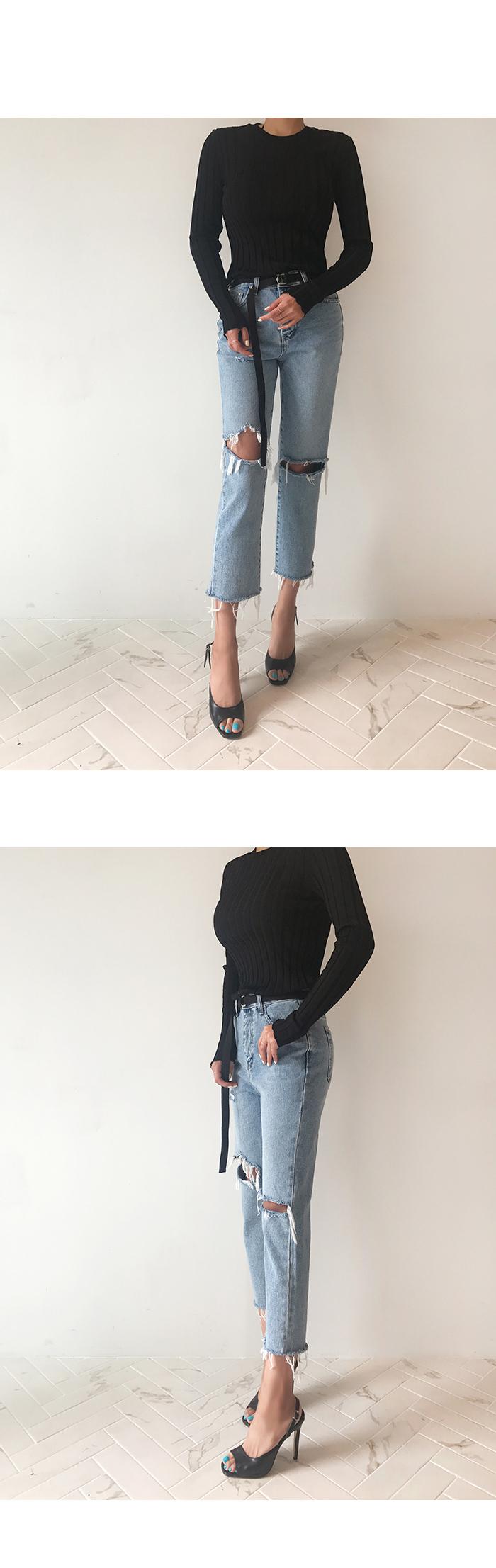 Vintage High Waist Jean