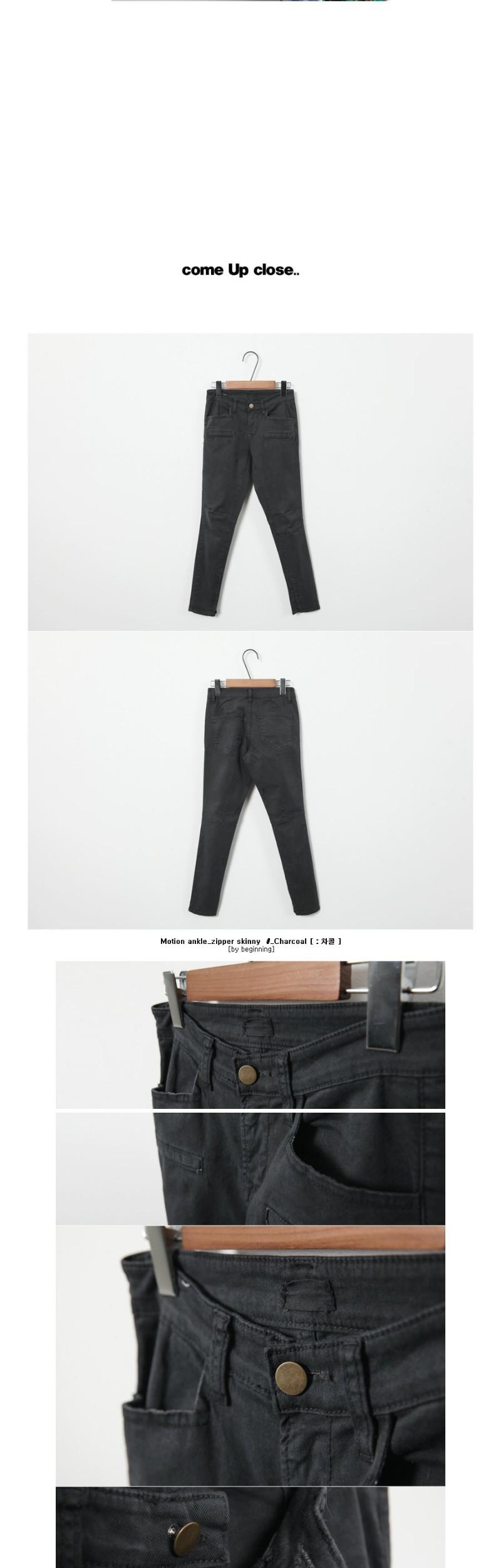 Motion ankle_zipper skinny