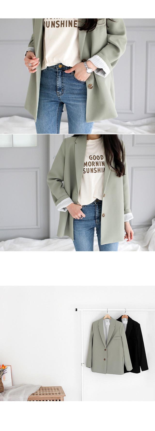Mode O Buffett Jacket
