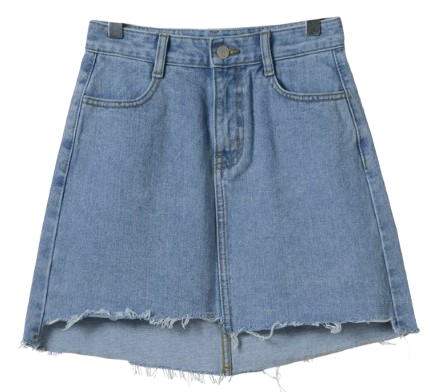 Crewn Balance Blue Skirt