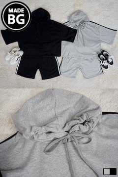 High quality quadruple training hood & pants # separately