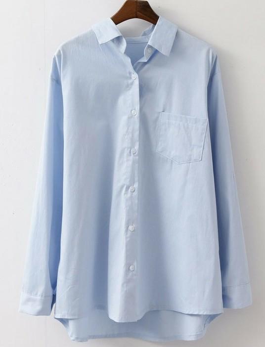 롤리폴리 베이직 셔츠
