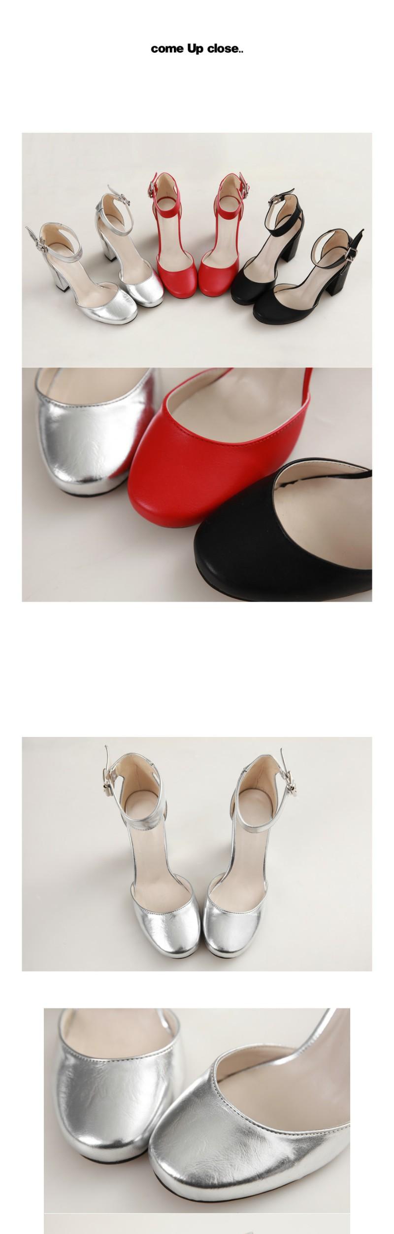 Up ankle-strap heel_SJ