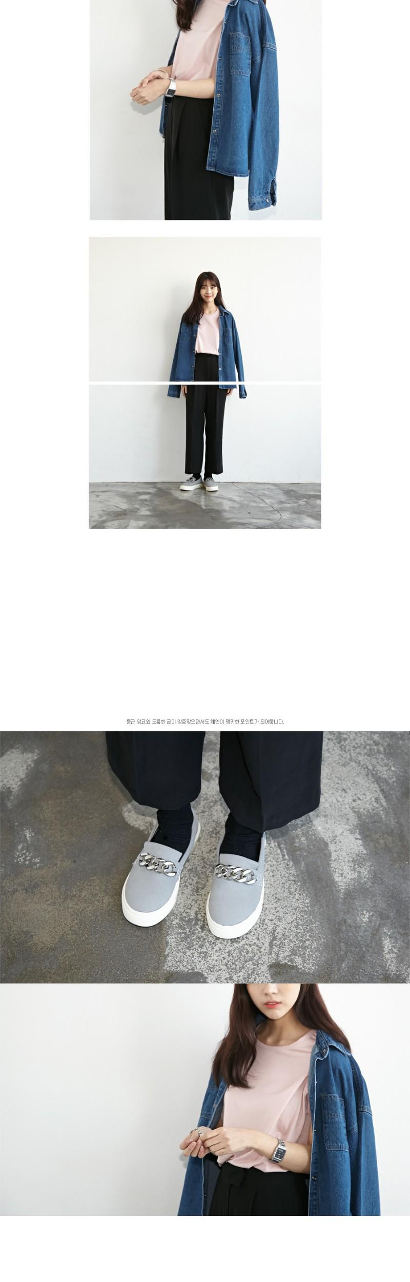 Heavy chain slip-on_SJ