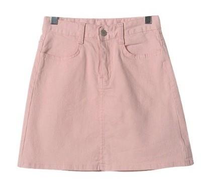 Purin H line mini skirt