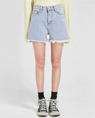 vintage cutting light pants (s, m, l)