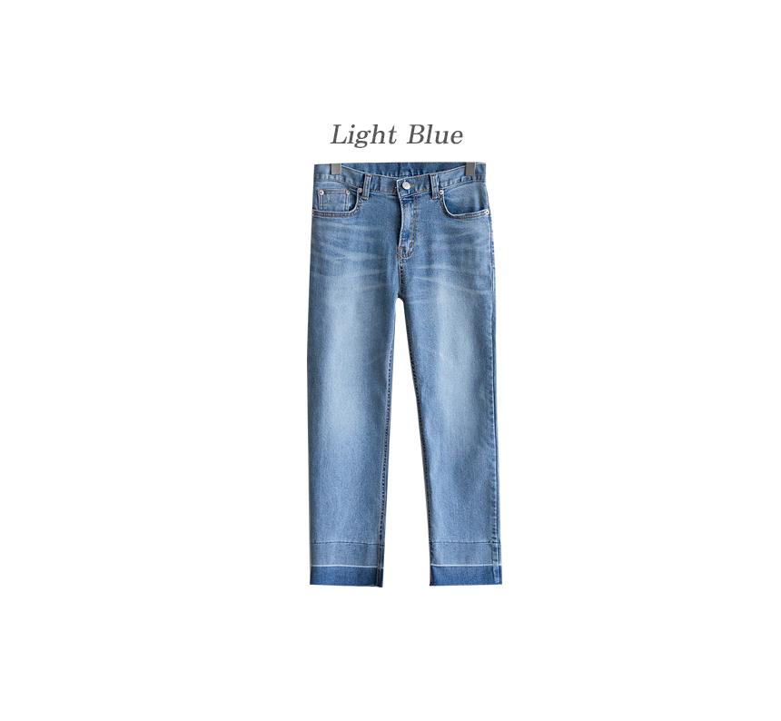Delight denim pants