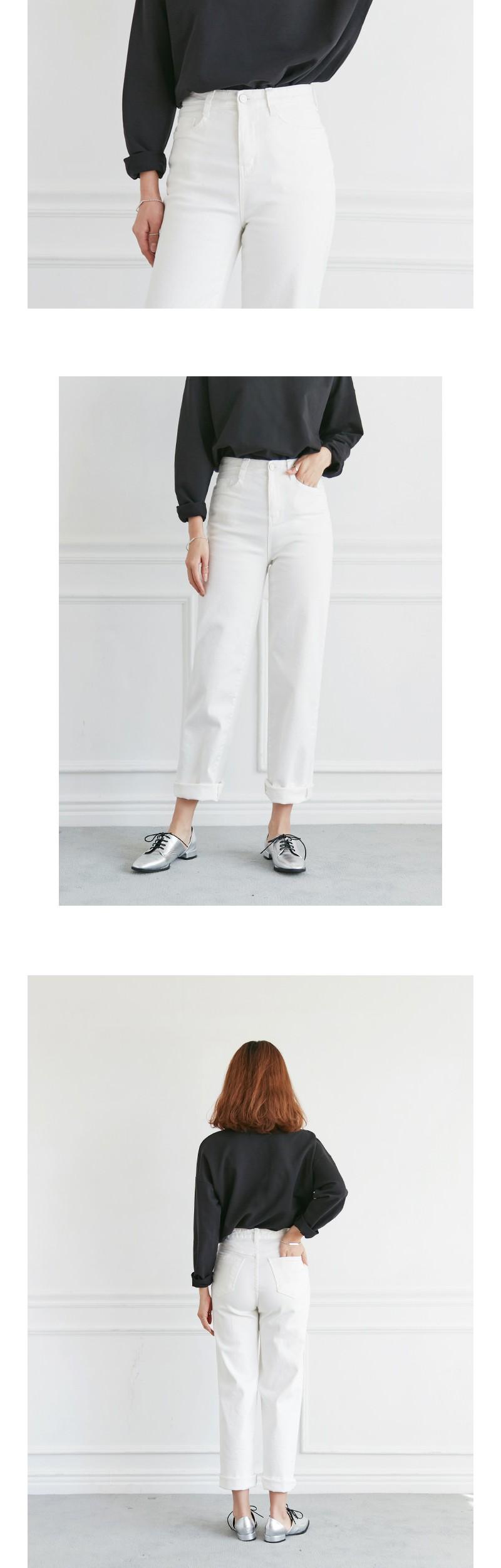 Standard cozy cotton pants_M (size : S,M,L)