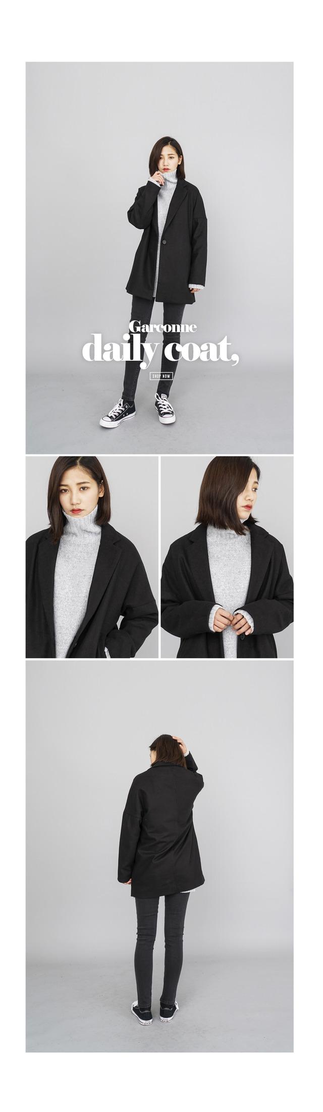Course coat