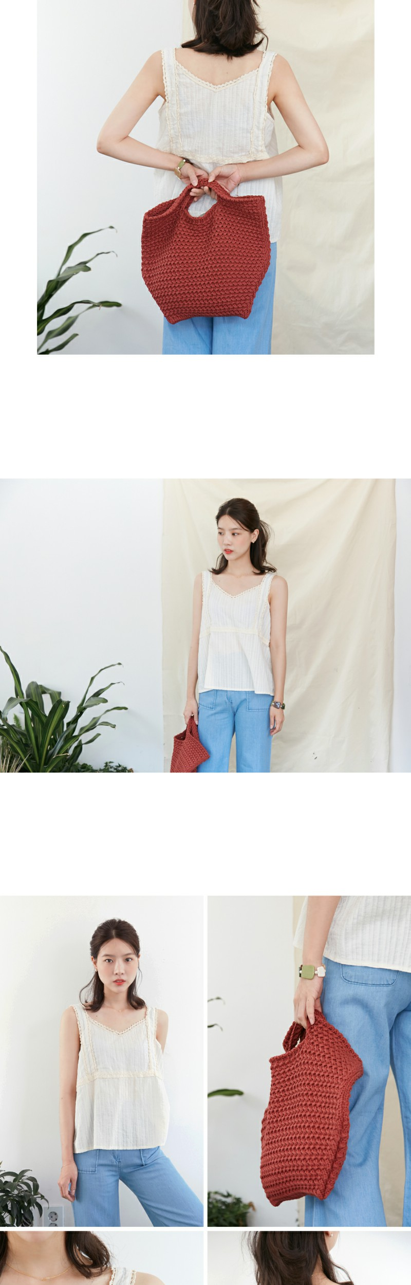Janet lace blouse_S (size : free)