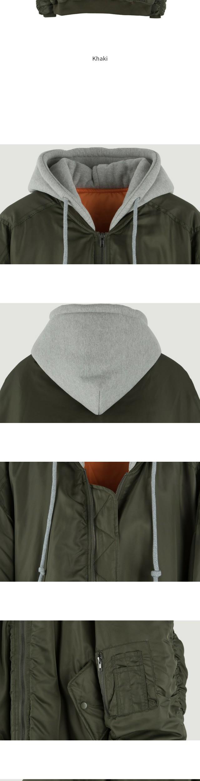 Under dog hood jumper