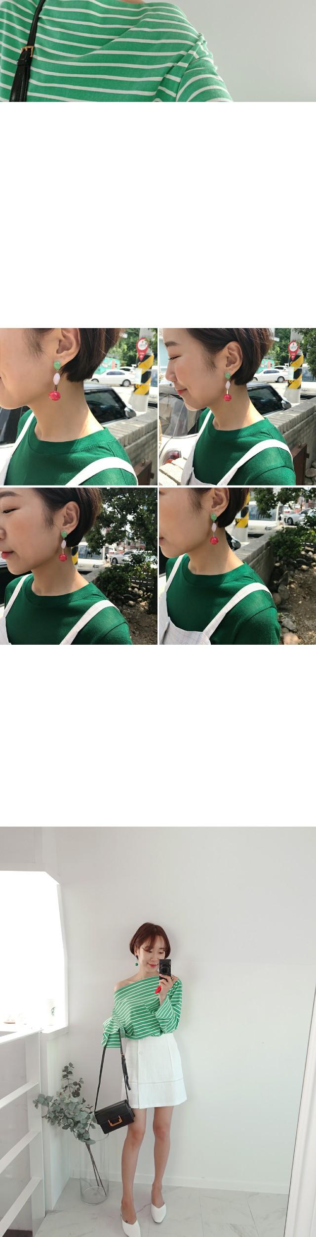 Zem No.142 (earring)