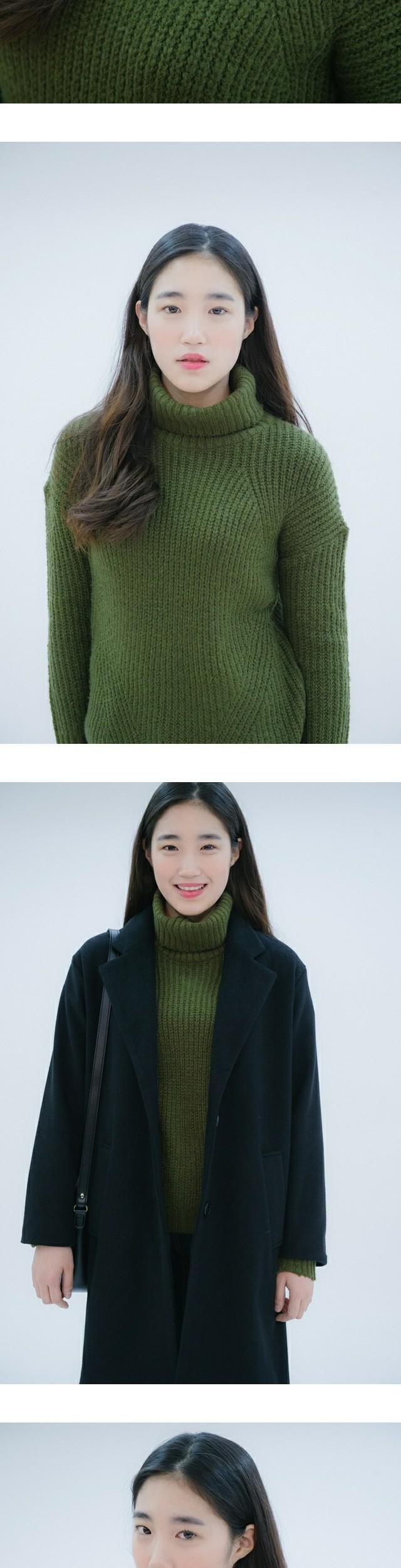 Mochi soft knit