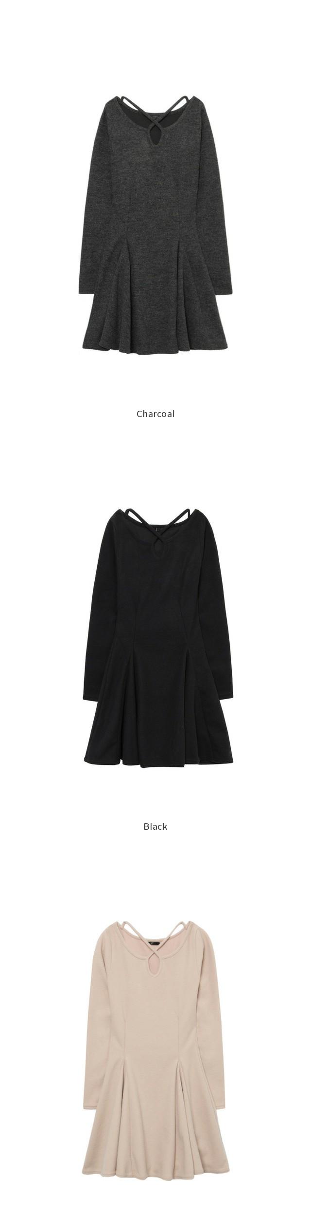 Linda X Brushed Dress