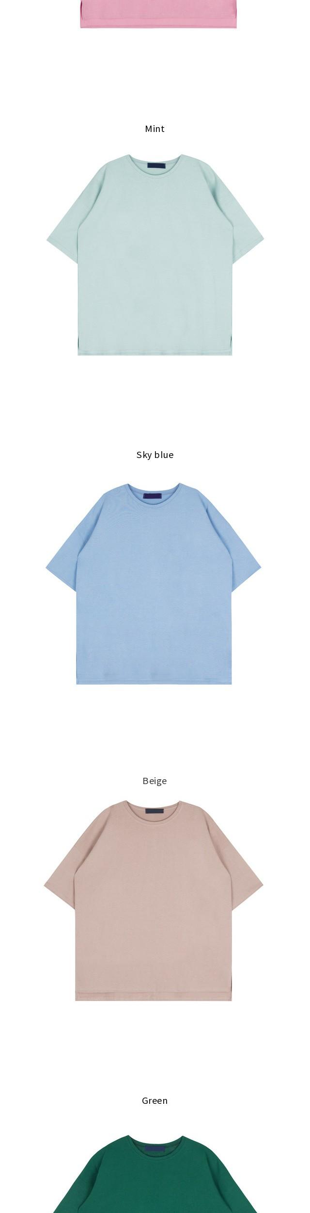 Winnie Daily T-shirt 2 pieces Buy 20000 won
