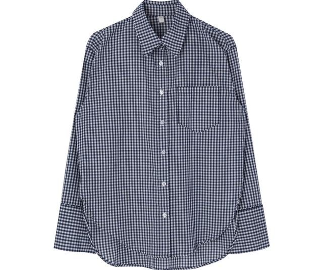 O-ring point shirt
